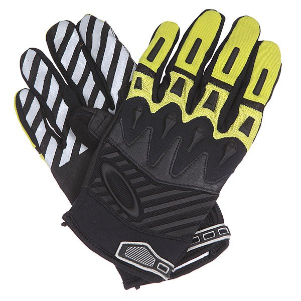 Перчатки Oakley Overload Glove Sulphur