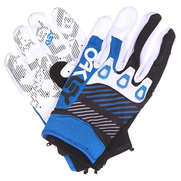 �������� Oakley Automatic Glove Blue