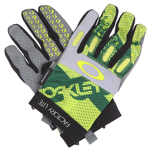 �������� Oakley Factory Lite Glove Atomic Green