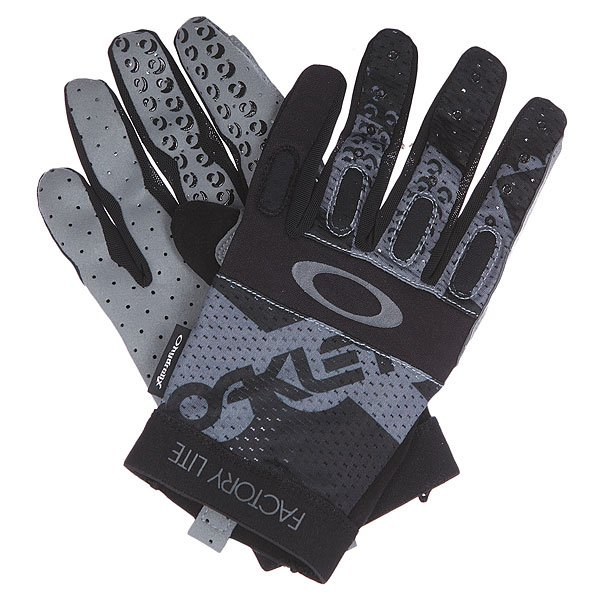 Перчатки Oakley Factory Lite Glove Shadow