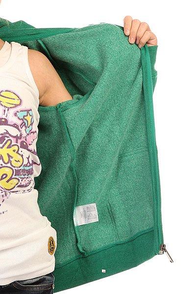 Толстовка классическая детская Burton Her Logo Fz Heather Ultramarine от Proskater