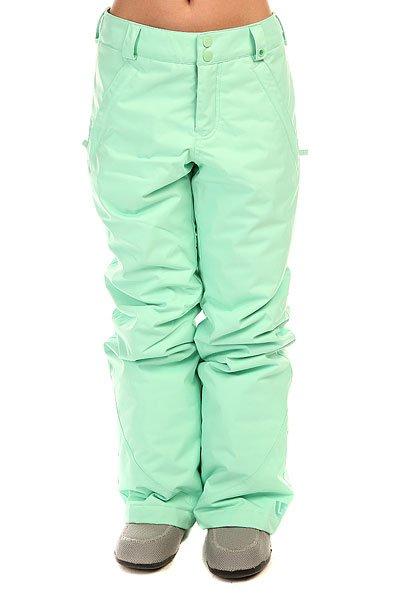 Штаны сноубордические детские Burton Sweater Pt JadeiteДетские зимние штаны, которые не дадут замерзнуть и продлят радость активных зимних дней.Технические характеристики: Водонепроницаемый дышащий материал DRYRIDE Durashell  2-Layer.Подкладка - тафта.Регулировка талии.Петли для ремня.Карманы для рук на молнии.Задние карманы на липучке.Система приподнимания края штанин Leg Lifts™.Система Room-To-Grow™ - возможность увеличить длину штанов по мере роста ребенка.Полностью проклеенные швы.Липучки Velcro®.<br><br>Цвет: голубой<br>Тип: Штаны сноубордические<br>Возраст: Детский