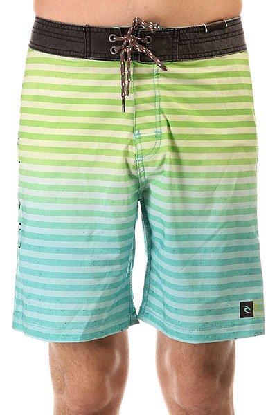 Шорты пляжные Rip Curl Brashed Out 19 Boardshort Aqua<br><br>Цвет: зеленый,голубой<br>Тип: Шорты пляжные<br>Возраст: Взрослый<br>Пол: Мужской