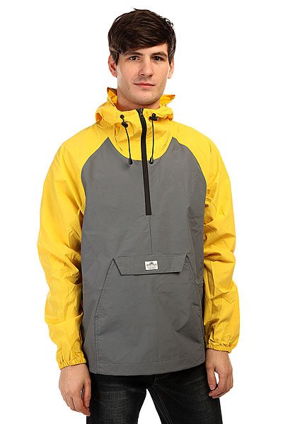 Анорак Penfield Pac Jac Packable Jkt Yellow