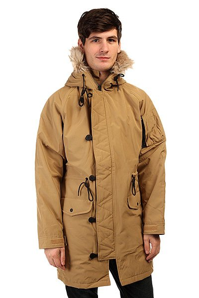 Куртка парка Penfield Paxton Long Insulated Snorkle Jacket Tan скиммеры для бассейнов