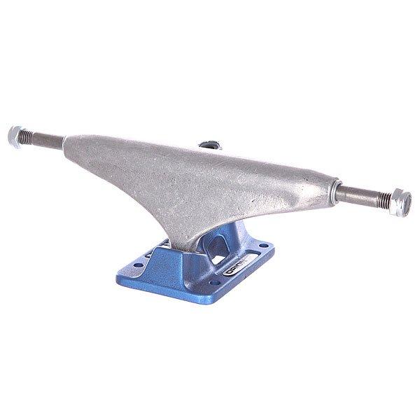Подвеска для скейтборда 1шт. Pure Orion Blue/Orange 5.5 (14 см)Ширина подвесок: 5.5 (14 см)    Цена указана за 1 шт    Минимальное количество для заказа 2 штПодвеска Pure для вашего скейтборда.Характеристики:Изготовлены из металла.<br><br>Цвет: оранжевый,синий<br>Тип: Подвеска для скейтборда