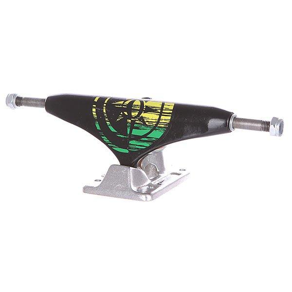 Подвеска для скейтборда 1шт. Pure Orion Og Black/Orange 5.5 (14 см)Ширина подвесок: 5.5 (14 см)    Высота подвесок: 56 мм    Цена указана за 1 шт    Минимальное количество для заказа 2 штПодвеска Pure для вашего скейтборда.Характеристики:Изготовлены из металла.<br><br>Цвет: черный,оранжевый<br>Тип: Подвеска для скейтборда