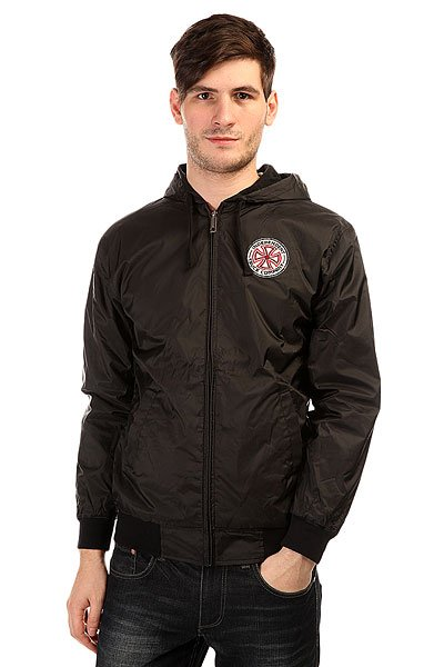 �������� Independent Rwc Windbreaker Black