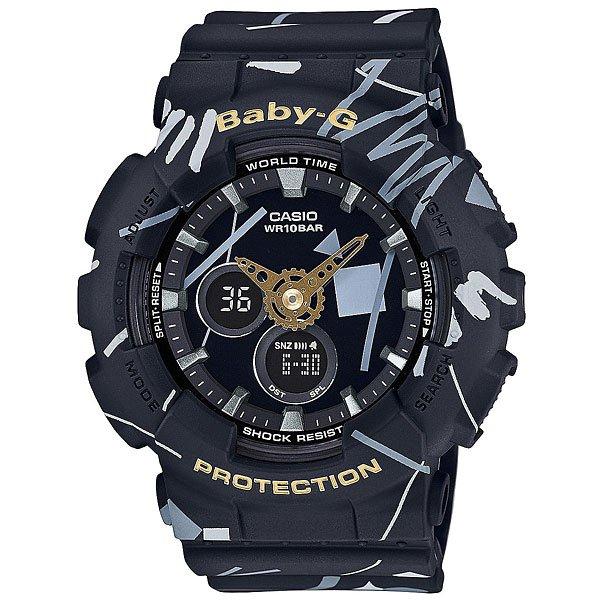 Часы детские Casio G-Shock Baby-G Ba-120sc-1a Navy