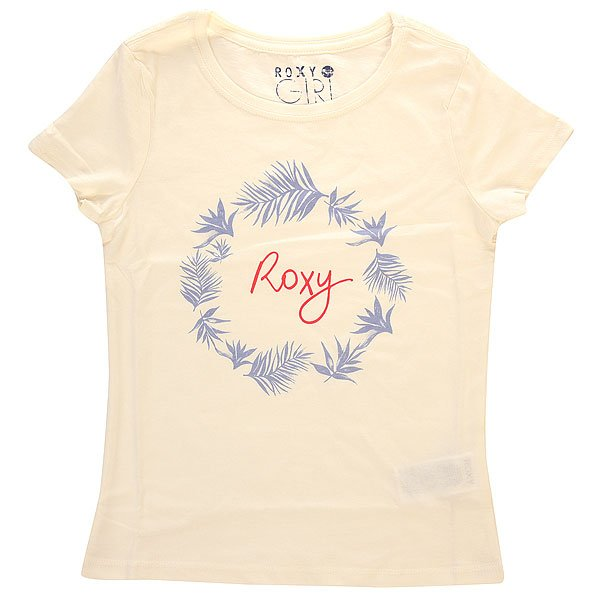 Футболка детская Roxy Little basic tee Sea Spray