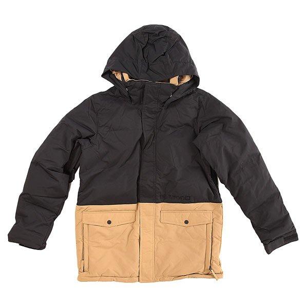 Куртка детская Burton Hot Spot Jk True Black/Cork