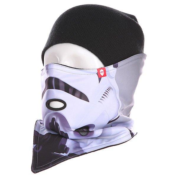 Маска Airhole Star Wars S1 Storm Trooper<br><br>Цвет: белый<br>Тип: Маска<br>Возраст: Взрослый<br>Пол: Мужской