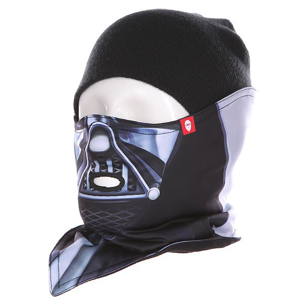 Маска Airhole Star Wars S1 Darth Vader<br><br>Цвет: черный<br>Тип: Маска<br>Возраст: Взрослый<br>Пол: Мужской