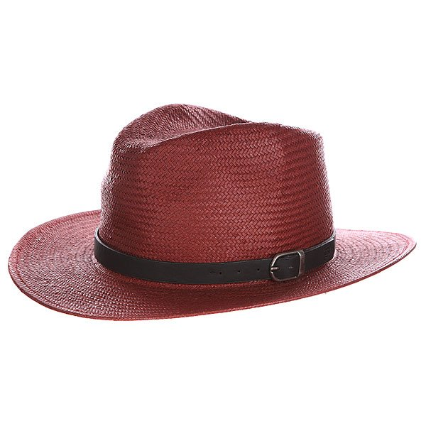 Шляпа женская Brixton Leighton Hat Burgundy