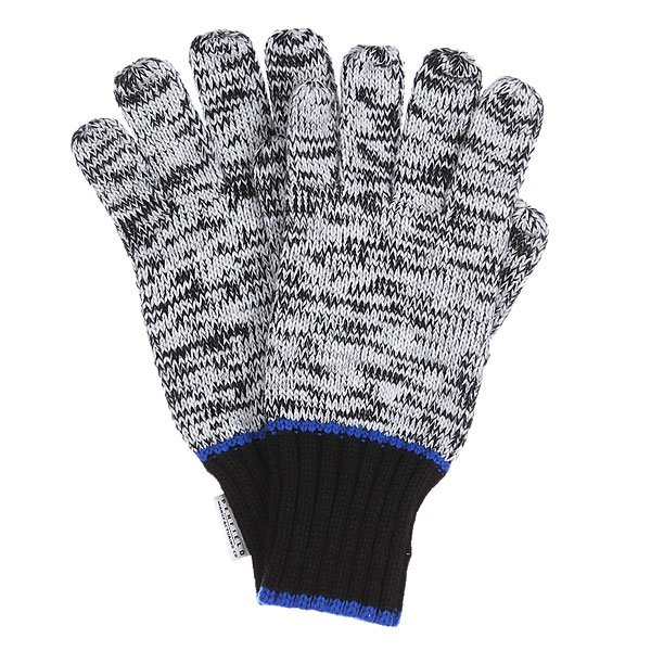 Перчатки Penfield Crooker Melange Knitted Black