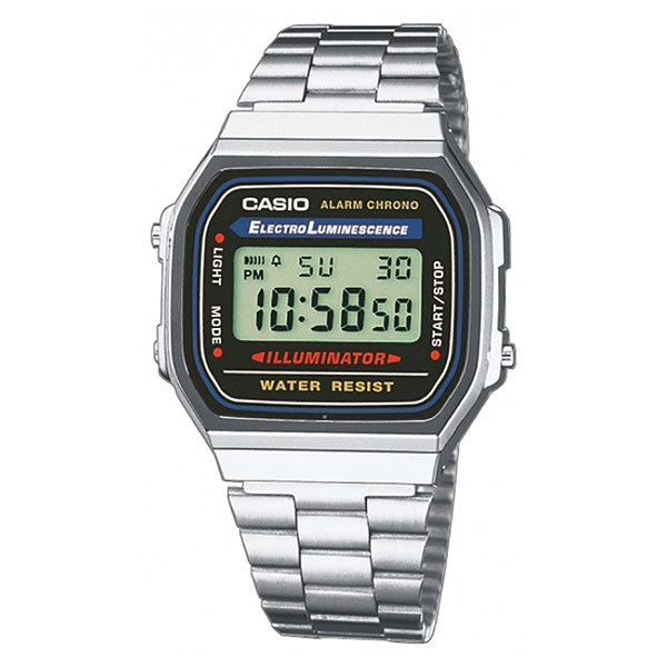 Часы Casio Collection 453 A-168Wa-1 Grey часы casio collection a 158wea 1e grey