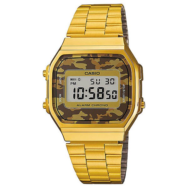 Часы Casio Collection 61718 A-168Wegc-5E Gold