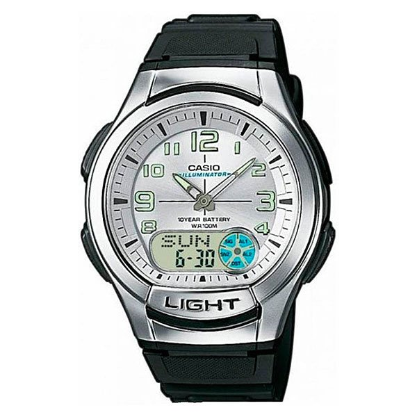 Часы Casio Collection 36933 Aq-180W-7B casio aq 180w 7b