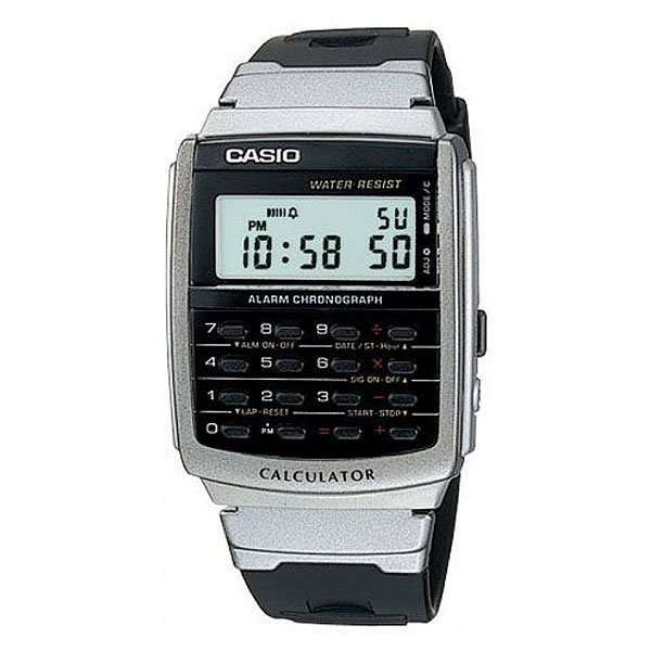 Часы Casio Collection 559 Ca-56-1U Grey/Black