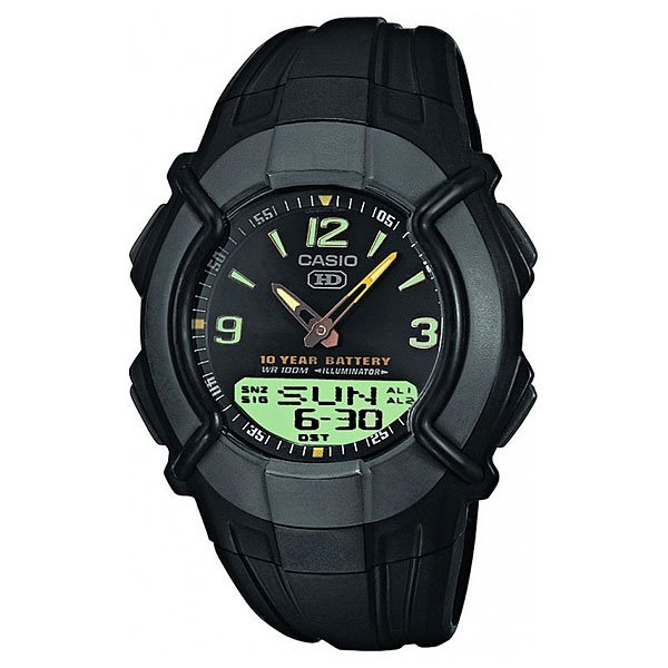 Часы Casio Collection 33189 Hdc-600-1B Black