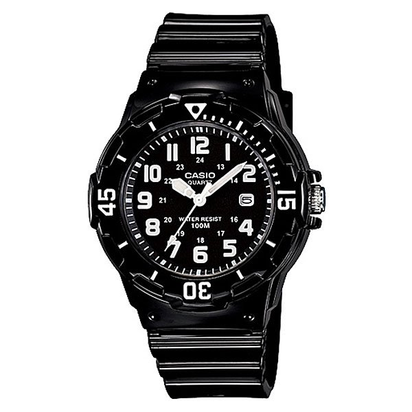Часы Casio Collection 55917 Lrw-200H-1B Black fluffy family игрушка божья коровка fluffy family