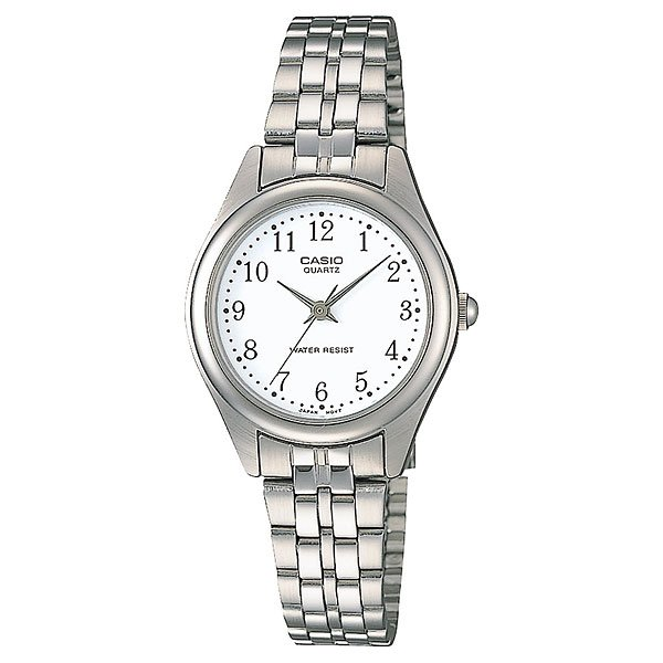 Часы Casio Collection 64128 Ltp-1129Pa-7B Grey кварцевые часы casio collection ltp e118g 5a