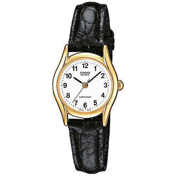 Часы Casio Collection 64130 Ltp-1154Pq-7B Black часы casio collection ltp 1154pq 7a gold black