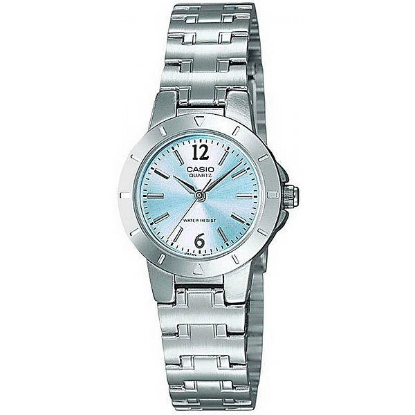 цена Часы Casio Collection 64132 Ltp-1177Pa-2A Grey онлайн в 2017 году