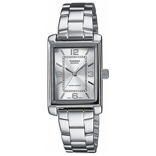 Часы Casio Collection 64041 Ltp-1234Pd-7A Grey