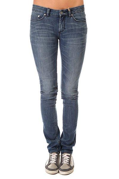 Джинсы узкие женские Insight Beanpole Skinny Fresh Blue джинсы узкие мужские зауженные insight buzzcock slim black acid