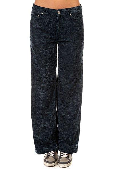 Штаны широкие женские Insight Wanderer Pants Blue<br><br>Цвет: синий<br>Тип: Штаны широкие<br>Возраст: Взрослый<br>Пол: Женский