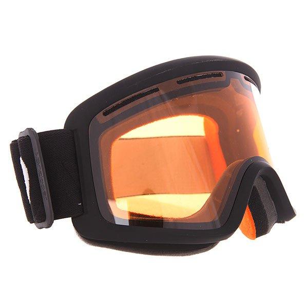 Маска для сноуборда Von Zipper Beefy PersimmonСноубордическая маска в мощной оправе удовлетворит даже самых прихотливых райдеров.Технические характеристики: Двойные цилиндрические линзы из поликарбоната.Жесткое покрытие линз против царапин.100% защита от ультрафиолетовых лучей.Противотуманное покрытие Anti-fog.Эргономичная, литая оправа из термополиуретана.Расширенный периферийный обзор.Вентиляционные отверстия.Тройной слой пены и слой флиса.Совместима со шлемом.Регулируемый широкий ремень.Для средней формы лица.Чехол из микрофибры в комплекте.<br><br>Цвет: черный,коричневый<br>Тип: Маска для сноуборда<br>Возраст: Взрослый<br>Пол: Мужской