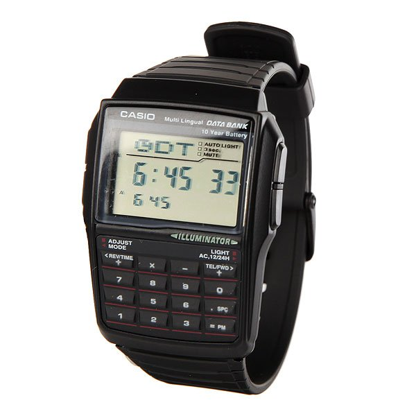 Часы Casio Collection 32965 Dbc-32-1A casio dbc 611ge 1a