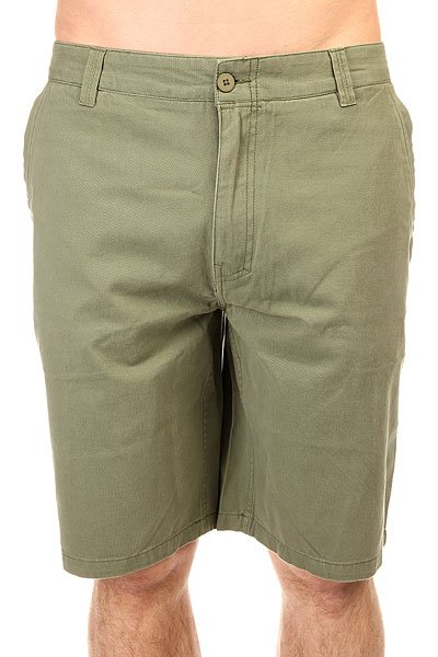 Шорты классические Burton Mns Chill Short Loam<br><br>Цвет: зеленый<br>Тип: Шорты классические<br>Возраст: Взрослый<br>Пол: Мужской