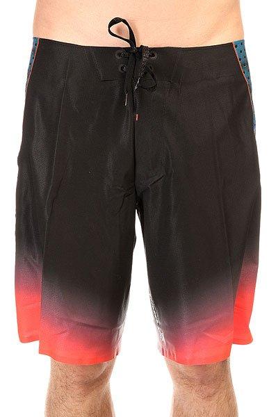 Шорты пляжные Oakley Blade 4 Boardshort 20 Coral Glow<br><br>Цвет: черный,синий,оранжевый<br>Тип: Шорты пляжные<br>Возраст: Взрослый<br>Пол: Мужской