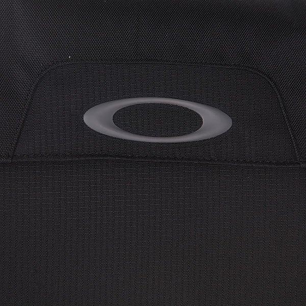 Чехол для ноутбука Oakley Works Computer Sleeve Black от Proskater