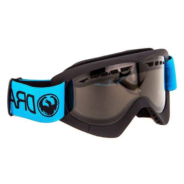 Маска для сноуборда Dragon Dx Azure/Smoke OneВ маске Dragon Dx есть все - 100% защита от ультрафиолетовых лучей, технология Super Anti-Fog, а также стильный дизайн, который не оставит Вас без внимания.Технические характеристики: Оправа из полиуретана.Цилиндрические линзы с вентиляционными отверстиями.Двойной слой пены и слой микро флиса.Технология антизапотевания Super Anti-Fog.100% защита от ультрафиолетовых лучей.Широкий регулирующийся ремень.Совместима со шлемом.Для средней формы лица.<br><br>Цвет: голубой,черный<br>Тип: Маска для сноуборда<br>Возраст: Взрослый<br>Пол: Мужской