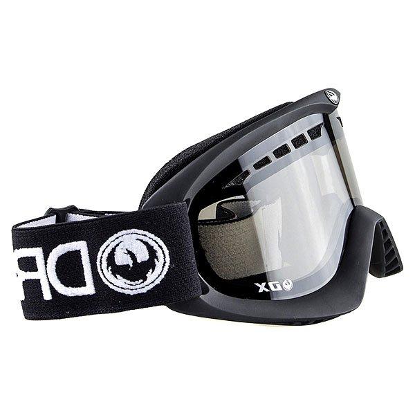 Маска для сноуборда Dragon Dx Coal/Smoke OneDragon DX - одна из самых популярных масок линейки Dragon уже не один сезон. Двойные цилиндрические линзы с покрытием, предотвращающим запотевание, 100% защита от ультрафиолета и комфортная двухслойная вспененная вставка с подкладкой из микрофлиса - в этой маске есть полный функционал для комфортного катания даже в самую снежную погоду.Характеристики:Двойные цилиндрические линзы.Покрытие Super Anti-Fog предотвращает запотевание линзы. Двухслойная пена с гипоаллергенной подкладкой из микрофлиса. 100% защита от ультрафиолета. Регулируемый ремешок.Маска совместима со шлемом. Medium Fit - маска среднего размера.Материал оправы: полиуретан.<br><br>Цвет: черный,белый<br>Тип: Маска для сноуборда<br>Возраст: Взрослый<br>Пол: Мужской