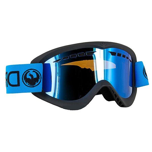 Маска для сноуборда Dragon Dx Royal/Blue Steel One