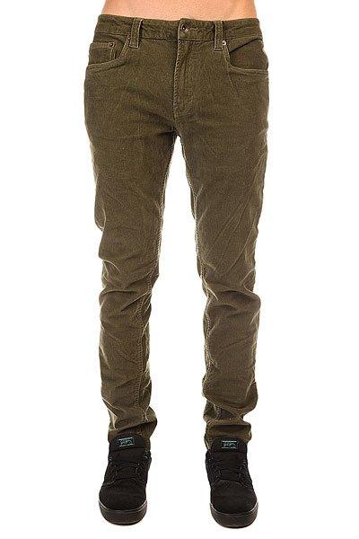 Штаны прямые Burton Mb B77 5 Pkt Pant Olive Night