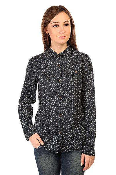 Рубашка женская Burton Wb Mazzy Ls Winter Dot