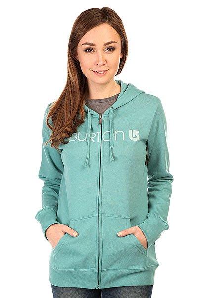 Толстовка классическая женская Burton Wms Her Logo Fz SeasideПростая и очень удобная толстовка, которую можно носить хоть каждый день.Характеристики:Классический крой. Удобный капюшон.Эластичные низ и манжеты. Карман-«кенгуру».<br><br>Цвет: голубой<br>Тип: Толстовка классическая<br>Возраст: Взрослый<br>Пол: Женский