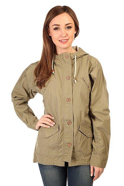 Куртка женская Burton Wmn Flack Parka Silt Heather
