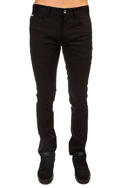 Штаны Штаны узкие Etnies Slim 5 Pant Black от Proskater