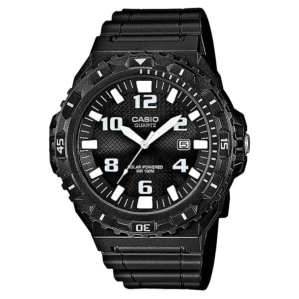 Часы Casio Collection Mrw-s300h-1b Black casio mrw s300h 1b casio