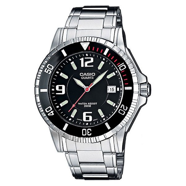 Часы Casio Collection Mtd-1053d-1a Silver кошелек quiksilver theeverydaily iron gate