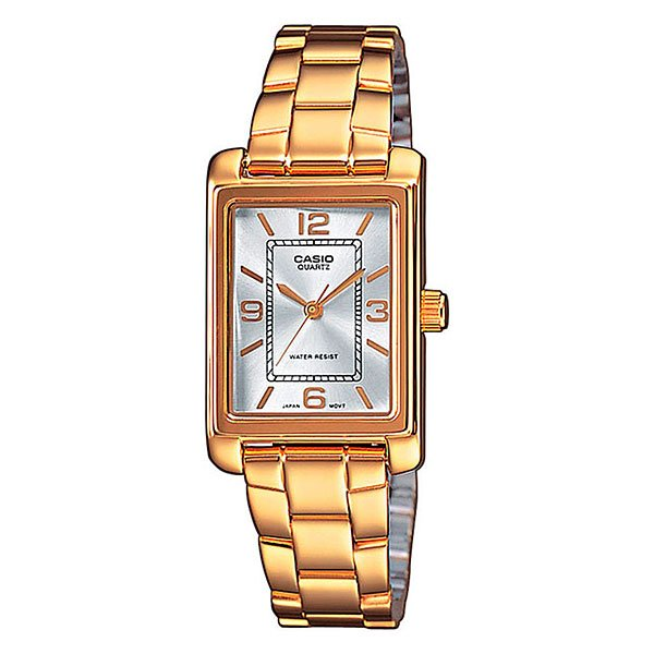 Часы Casio Collection Ltp-1234pg-7a Gold/Silver часы casio collection ltp 1154pq 7a gold black
