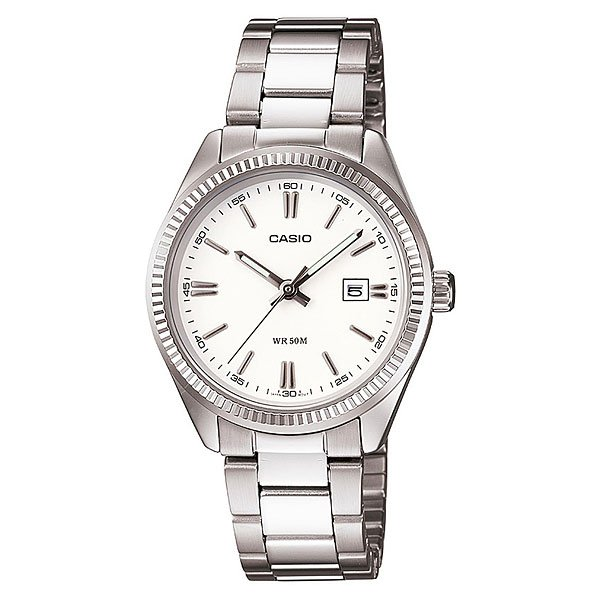 Часы Casio Collection Ltp-1302pd-7a1 Silver кварцевые часы casio collection ltp e118g 5a
