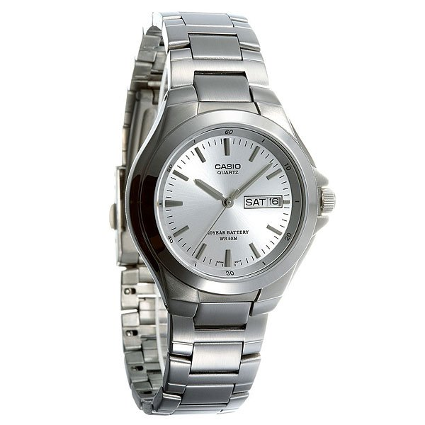 Часы Casio Collection Mtp-1228d-7a Silver
