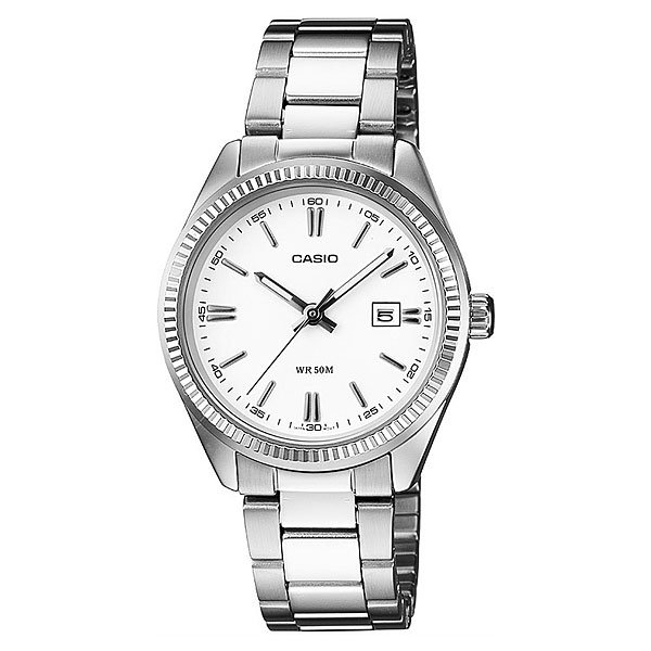 Часы Casio Collection Mtp-1302pd-7a1 Silver